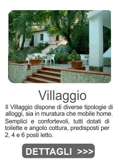villaggio vieste